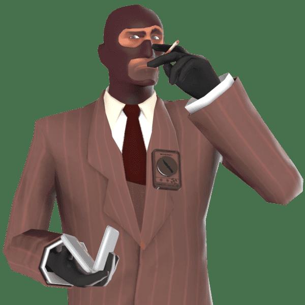 TF2 Spy png
